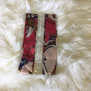 Twillies Scart for Bag/Bag Scarf Statement